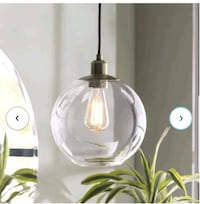 BRAND NEW Light Globe Pendant