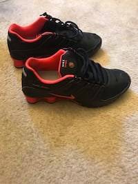 Nike Shocks Size 12 Worn 2-3 Times East Hartford, 06118