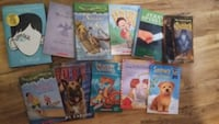 3rd grade books, great for taking AR's Sumrall, 39482