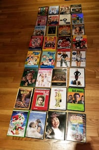 Lot of more than 30 DVDs (movies, series, TV seasons, sets etc.) Mahopac, 10541