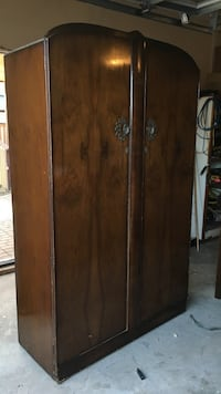 Antique wardrobe  Sherwood No. 159