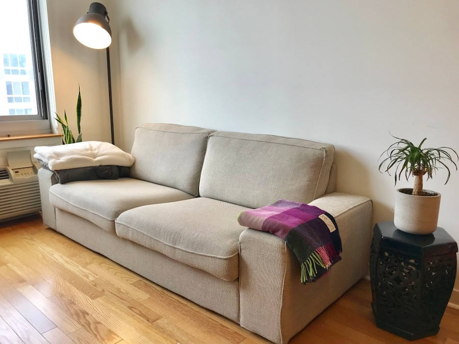 used sofa couch mid century modern great condition very clean rh gb letgo com