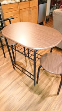 Bistro / Dinette set and chairs  Arlington, 22202