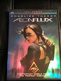 Aeonflux Full Screen Special Collector's Edition DVD (used).