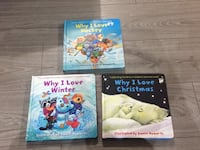 Toddler books  Vaughan, L4H 3L9