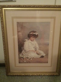 Beautiful girl, excellent old frame  Hamilton, L8H 4E9