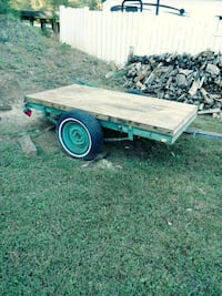 brown and green utility trailer Easley, 29642