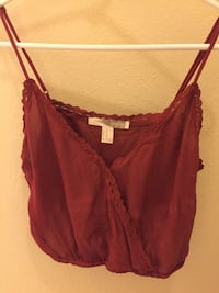 Forever 21 cropped tank size small La Quinta, 92253