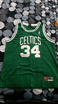 Celtics Pierce Jersey  Vaughan, L4H 0K1