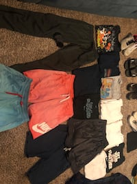 Shoes And Clothes For Men's