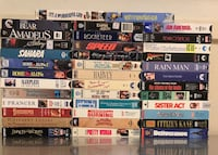 VHS Movie Collection Tacoma, 98406