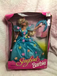 Mattel Songbird Barbie Doll (B-2) Daly City