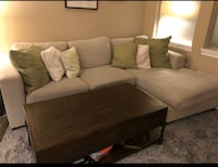 FREE DELIVERY TODAY ONLY- BEAUTIFUL MODERN SECTIONAL COUCH -GREAT COND Markham, L3R 9W3