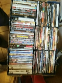 assorted CD cases Saint Catharines, L2R 3W8