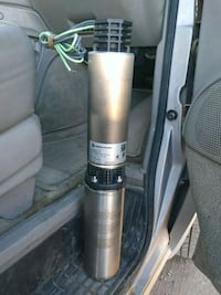 SPECIAL TODAY..200..Submersable well pump new