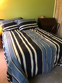 Tommy Hilfiger king size Comforter and pillow shams Germantown, 20876