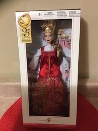 2004 Princess of Imperial Russia. Brand new unopened box. Has doll stand. Collector's Item. PINK LABEL. Toronto, M1P 4S5
