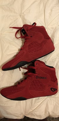 OTOMIX M 3000 Size 9.5 Men's/ 11 Women's Wrestling and bodybuilding Shoes/Boots Newark, 07105