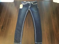 Ladies Brand New with tags Authentic True Religion Jeans size 31  Milton, L9T 2R1
