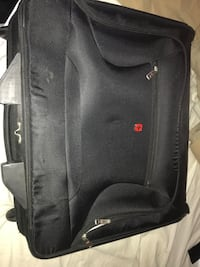 Rolling luggage bag. Swissgear. Can hold 3-5 days worth of clothes