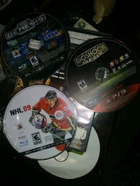 3 PS3 games $5