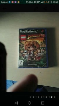 Sony PS2 Lego Indiana Jones caso captura de pantalla Puente Genil, 14500