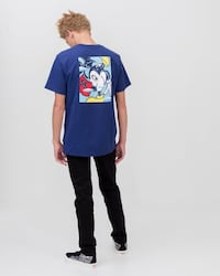 NEW Vans Mickey's 90th T-Shirt in Blueprint Vancouver, V5X 1J4