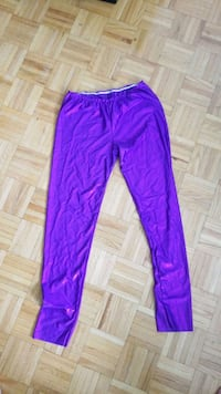 Shiny Purple Leggings Toronto, M6B 4K2