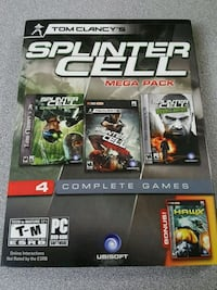 Computer game - Splinter Cell