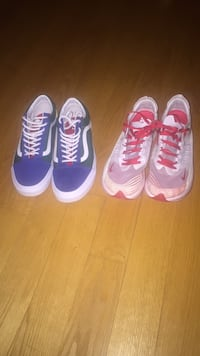 Yacht club vans and Tokyo zoom flys mainly for trades but send offers Markham, L3R 4R4