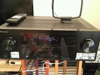Pioneer 5.1 HDMI (3D) Home Theater Receiver  Toronto, M1P