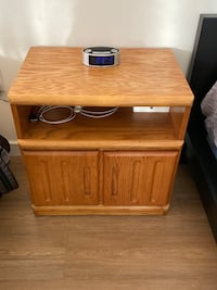 End Table/Night Stand/TV Stand