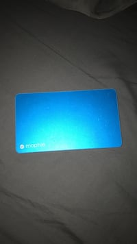 Blue Mophie power bank (portable charger) Calgary, T3K 3B7