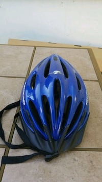 blue and black bicycle helmet Rockville, 20852