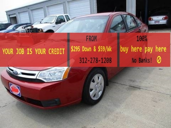 Buy Here Pay Here Chicago >> 2009 Ford Focus Buy Here Pay Here