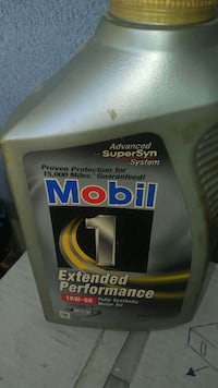 Motorcicle oil  Bakersfield, 93306