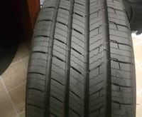 4 Michelin 205/65R16 less than 2k miles on them.