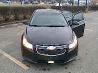A Chevy Cruze 2011FWD ECOTIC Jeffersonville