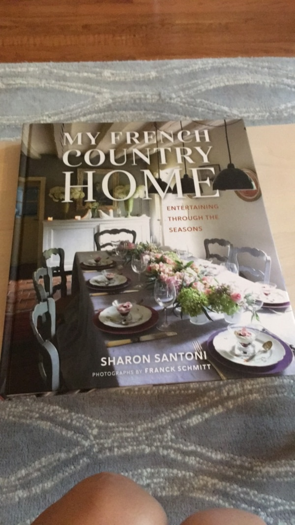new book: my french country home