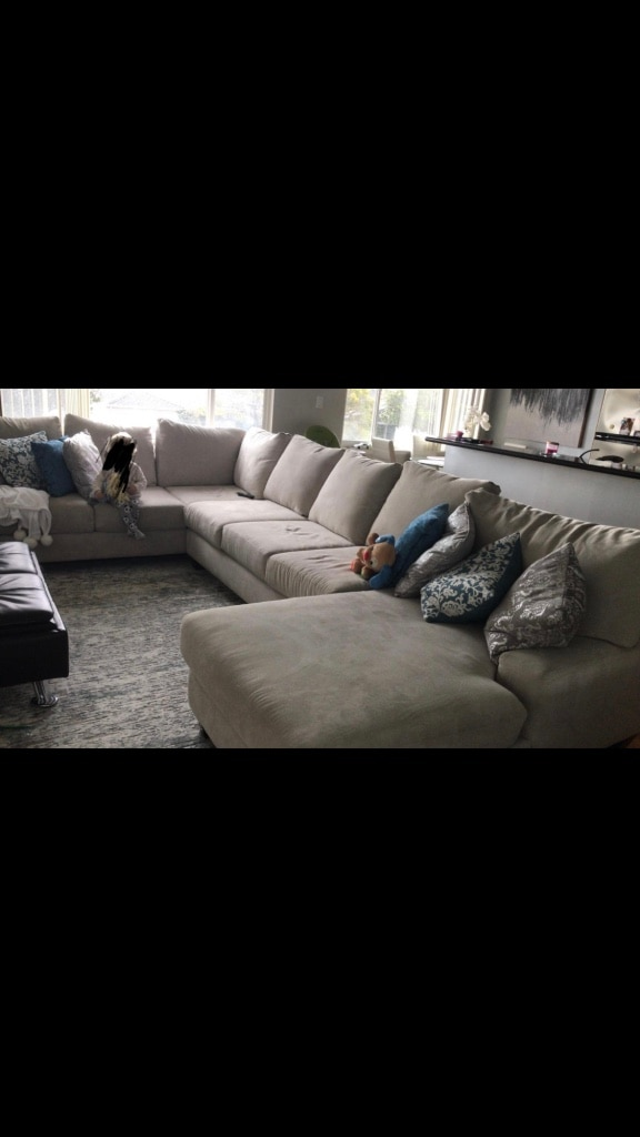 used living spaces sectional for sale in san bruno letgo rh gb letgo com