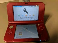 """Nintendo 3DS XL """"new"""" model - red Apple Valley, 55124"""