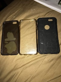 two black and brown iPhone cases Upper Marlboro, 20774