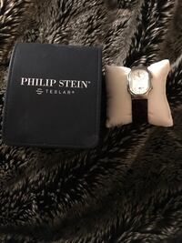 Philip Stein Teslar watch (electromagnetic 30 mi