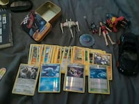 Pokemon cards and toys Fort McMurray, T9H 3X8