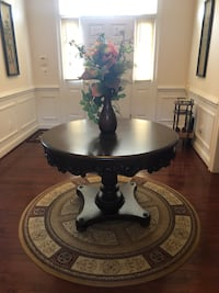 Mahogany around Foyer Table Ashburn, 20148