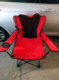 Fan cooled camping chair North Las Vegas, 89031