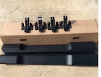 Brand New Jeep Black running boards Monroe, 08094