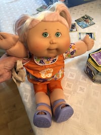 Cabbage patch kid in excellent condition