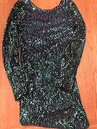 Motel sequin dress 3837 km