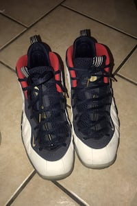 nike air foamposite one usa olympic